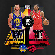 Game One of the 2019 NBA Finals - Warriors vs Raptors — Toronto Sports Views