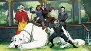 Avatar: The Last Airbender - The Legend of Korra Vietnam - Publications