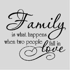 Beautiful Quotes About Family Love Best of Family Is Everything Even If It Is A Blended Family By TamidP