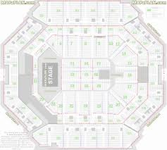 Msg Interactive Seating Chart Rangers Thelifeisdream