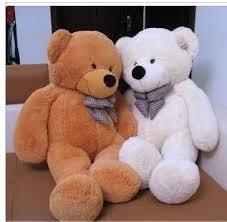 beautiful big teddy bear toys