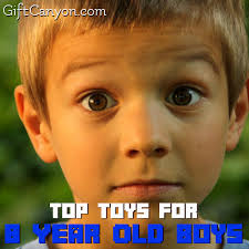 Top Toys for 8 Year Old Boys 2018 - Gift Canyon