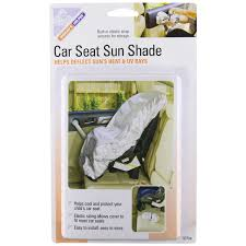 car seat sun shade cover keep your baby s cat at a cooler temperature covers and blocks out heat sun more comfortable for baby or child