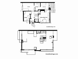 auto cad house plans schroder house autocad floor plan adhome