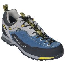 Garmont Dragontail Lt Gtx Approach Shoes Anthracite Light Grey 7 Uk