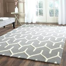 safavieh hand tufted cambridge dark grey ivory wool rug 6 x hand tufted wool rugs hand knotted vs hand tufted
