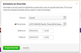 Make A Time Schedule Editing Schedules