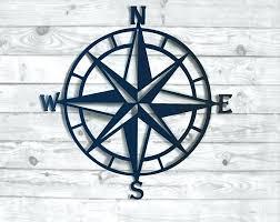 coastal metal wall decor compass wall decor nautical art nautical metal wall art nautical rose outdoor coastal metal wall decor