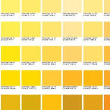 Yellow Cmyk Color Chart Pin By Alison Jauss On Hair Colors Pms Color Chart Shades