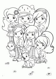 Small Picture Get This Strawberry Shortcake Coloring Pages Online 82549