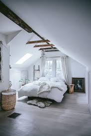 Attic Loft Bedroom Design Ideas A Food Bloggers Rustic Diy Renovation In Portland Or Dark