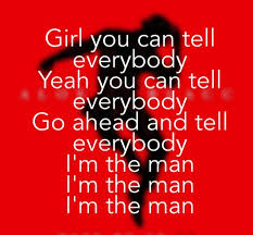The Man by Aloe Blacc❤   | Music is everything. | Pinterest | Songs via Relatably.com