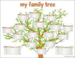 Family Tree Template Free Download Free Printable Family Tree Template Best Of Maker