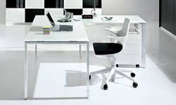 office glass desks. 6x3 Italian Glass Desks Office