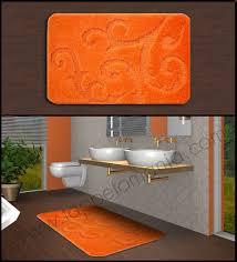 Tappeto per il bagno : tappeto per il bagno azzurro bianco antiscivolo