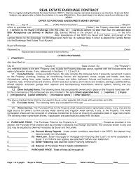 Permalink to Purchase Agreement Template Word – Free Residential Real Estate Purchase Agreements Word Pdf Eforms / 12 buy sale agreement templates.