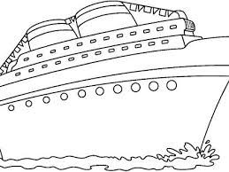 Disney Cruise Coloring Pages Cruise Line Coloring Pages Disney