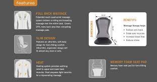 shiatsu back massagers massage chairs massage pads