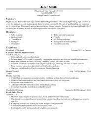 Sample Resume For Customer Service Agent Topshoppingnetwork Com