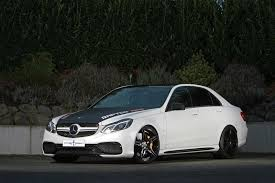 Mercedes E63 AMG Gets 850 HP of Poke from Posaidon Tuning ...
