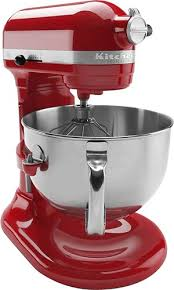 kitchenaid professional mixer. kitchenaid - kp26m1xer professional 600 series stand mixer empire red angle_standard kitchenaid l