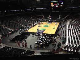 Spokane Arena Seating Chart Disney On Ice Spokane Arena Section 223 Basketball Seating Rateyourseats Com