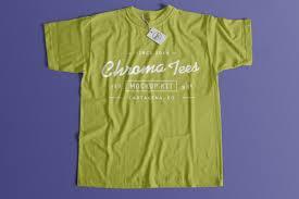 Mock Up Tshirt T Shirt Mockup 01 Original Mockups