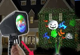 outdoor led laser projector light