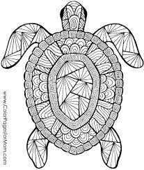 Wild Animals Coloring Pages Kids Online Coloring Pages Online