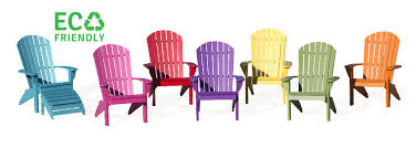 outdoor furniture colors. Colorful Polywood Amish Outdoor Furniture Colors