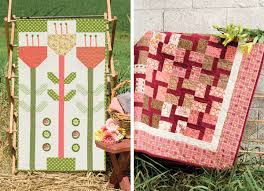 "Quick quilt projects to show you care - Stitch This! The ... & Quilts from Uncommonly Corduroy "" Adamdwight.com"