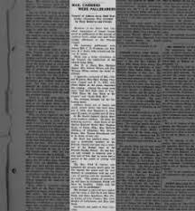 The Fairmount News from Fairmount, Indiana on December 7, 1916 · Page 1
