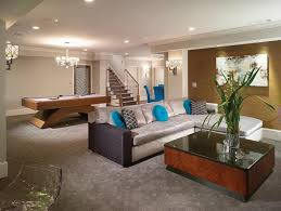 Contemporary Design Ideas 22 finished basement contemporary design ideas 3