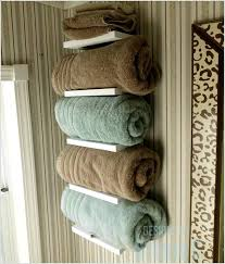 towel hanger ideas. 15 Cool DIY Towel Holder Ideas For Your Bathroom 2 Hanger S