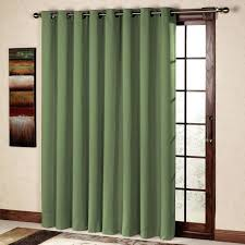 wide thermal blackout patio door curtain panel sliding door wide thermal blackout patio door curtain panel