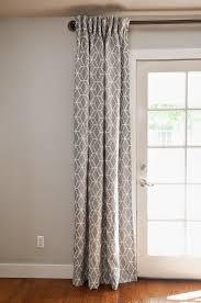 Best 25+ Sliding door curtains ideas on Pinterest | Slider door ...