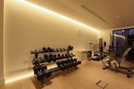 Home Gym Lighting Ideas Home Gym Lighting Design By John Cullen Lighting Gym