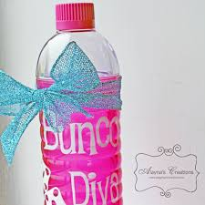 Diy Water Bottle Bunco Water Bottle White Elephant Gift Diy Home Decor And Crafts