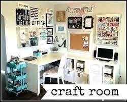 Craft Room Work Table Craft Room Work Table Craft Room Setup Ideas