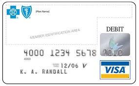 blue branded visa card ran on 11 22 2005 the new visa