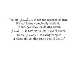 Fearless Quotes Awesome 48 Best Fearless Quotes And Sayings