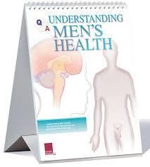 Anatomy Flip Charts Understanding Mens Health Flip Chart Anatomical Flip