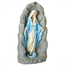 our lady of grace outdoor grotto