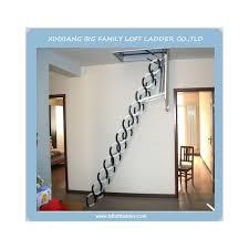 Indoor Ladder For Loft 54 Telescopic Attic Ladders Bentley Diy Telescopic Loft  Ladder 32 Home Design