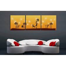 printed canvas art with stretched frame set of 3 wall ideas on set of three framed wall art with 3 piece canvas art ideas new house designs