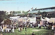 Allentown Fair Grandstand Seating Chart Great Allentown Fair Revolvy