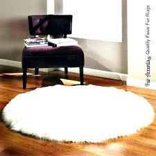 faux fur accent rug faux fur accent rug faux fur rugs faux fur white rug round