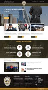 Web Design Office Mesmerizing 48 Conservative Web Designs Security Web Design Project For Public