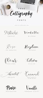 Calligraphy Fonts 10 Free Calligraphy Fonts Eclair Designs