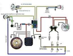 xs650 bobber wiring diagram the wiring diagram some wiring diagrams page 33 yamaha xs650 forum wiring diagram